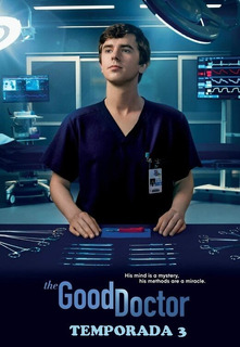 The Good Doctor Serie Temporada 3 Dual Español Latino-ingles