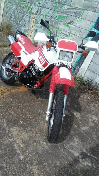 Yamaha Tenéré 600