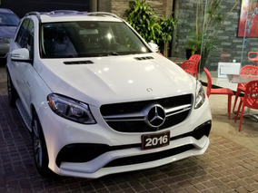 Mercedes-benz Clase Gle 5.5l Suv 63 Amg At 2016