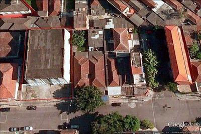 Prédio Comercial Para Venda E Locação, Estuário, Santos - Pr0006. - Pr0006