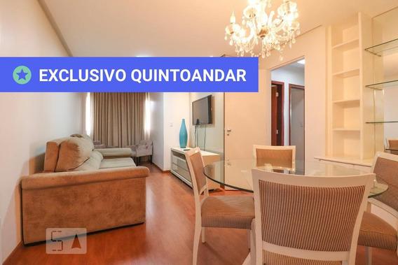 Apartamento No 3º Andar Mobiliado Com 3 Dormitórios E 1 Garagem - Id: 892951982 - 251982