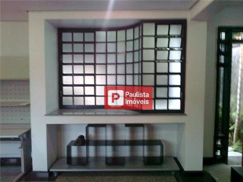 Casa De Vila Em Rua Fechada Jardim Prudencia - So0545