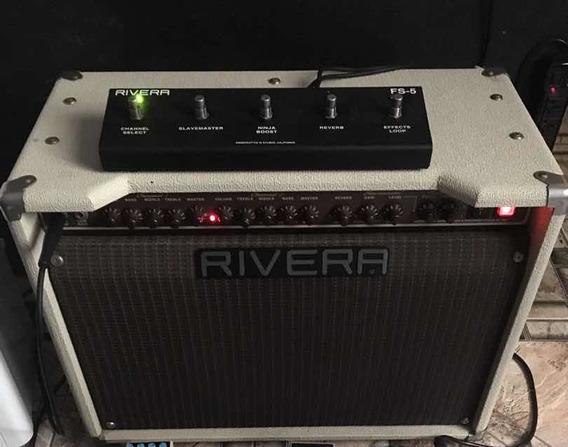 Amplificador Rivera Bm100-112white 20th Ñ Bogner,suhr,mesa