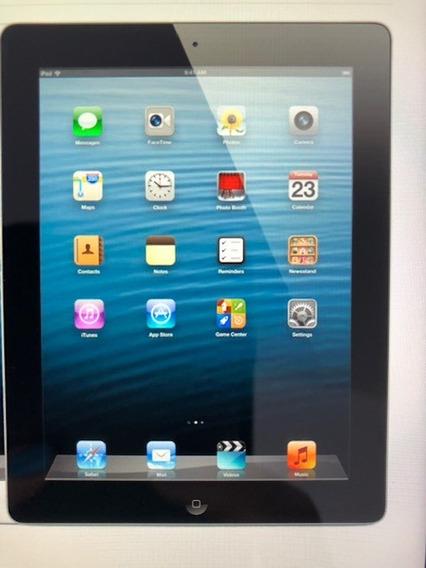 iPad (4ª Geração) - Wi-fi 16gb - Preto Usado