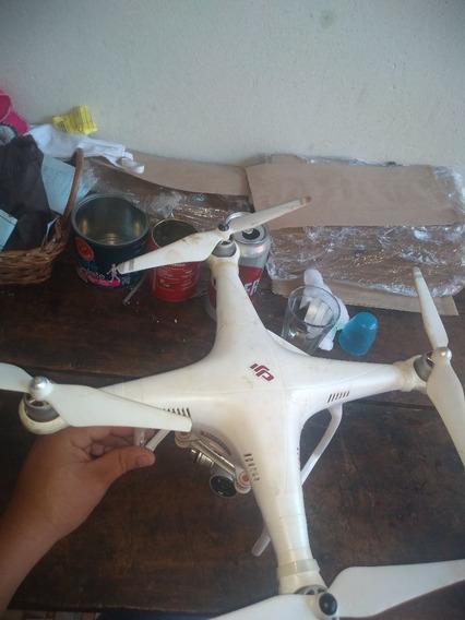 Drone Phantom 3 Standard Com Hélices E Carcaça Reservas