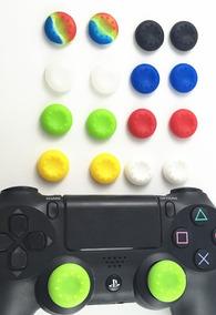 Par De Grips Protetor Borracha Silicone Ps4 Xbox One