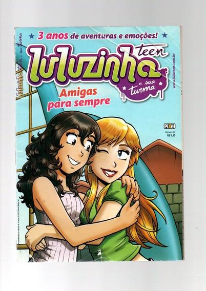 Luluzinha Teen Amigas Para Sempre Nº 36
