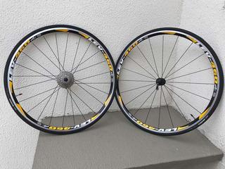Vendo Conjunto De Rodas Para Bike Speed Vzan Leve
