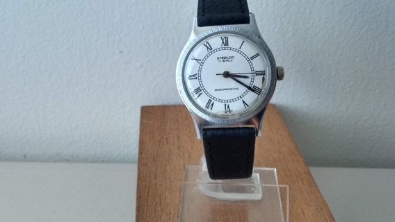Reloj Steelco 17 Joyas Cuerda 1975