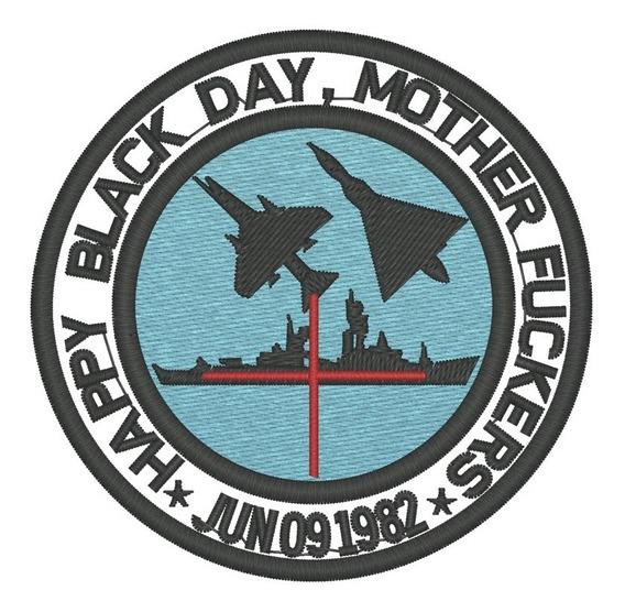 Parche Bordado Islas Malvinas Mother Para Coser