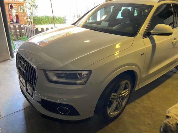 Audi Q3 2.0 S-line Plus 211hp Plus At 2013