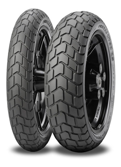 Kit De Pneus 160/60-17 + 120/70-17 Pirelli Mt60rs