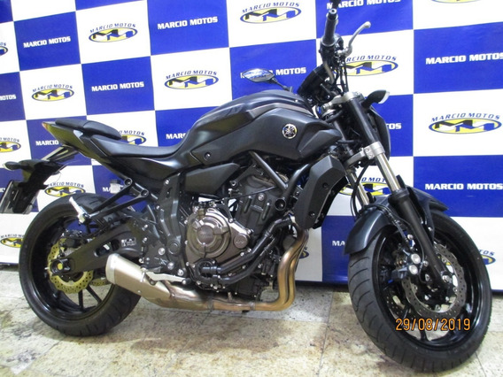 Yamaha Mt 07 Abs 17/18