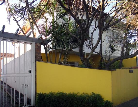 Sobrado Em Campo Belo, São Paulo/sp De 240m² 5 Quartos À Venda Por R$ 950.000,00 - So515502