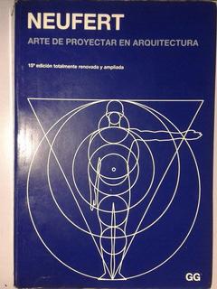 Libro De Arquitectura Neufer 15° Edicion