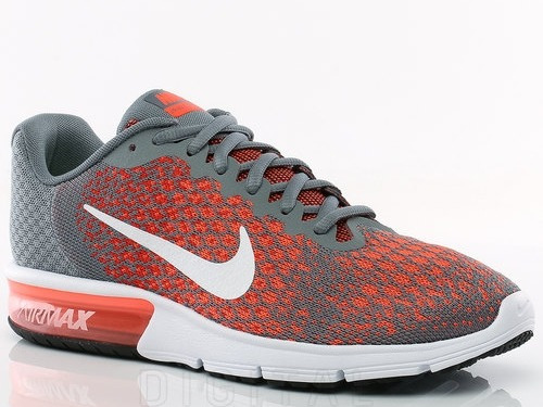 Zapatillas Nike Air Max Sequent 2 Talle 10 Us