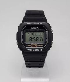 Relógio Do Bolsonaro Verdadeiro Digital Aqua Prova D Agua