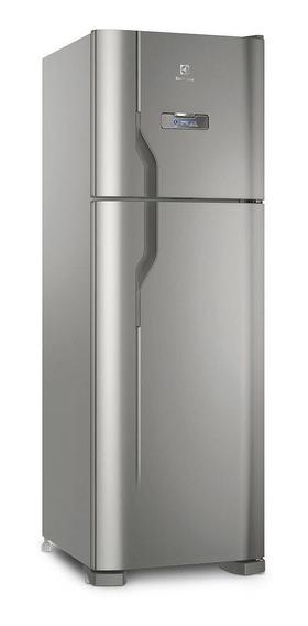 Refrigerador Electrolux 2 Portas Frost Free 371l Platinum 12