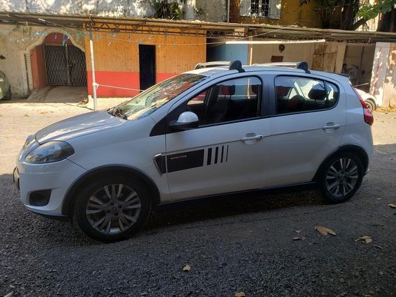 Fiat Palio 2014 1.6 16v Sporting Flex Dualogic 5p