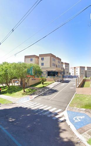 Imagem 1 de 13 de Apartamento Com 2 Dormitórios À Venda Com 50.82m² Por R$ 150.000,00 No Bairro Cachoeira - Curitiba / Pr - Mta-008