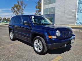 Jeep Patriot Latitut, Sin Adeudos, Verificada, Como Nueva