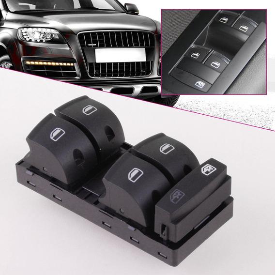 Botão Interruptor Controle Mestre Vidros Audi A3 A6 Q7