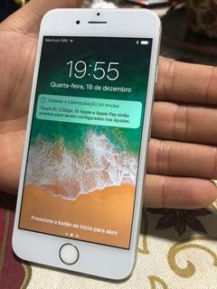 iPhone 6, 16 Gb, Prata