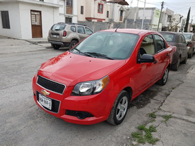 Chevrolet Aveo 1.6 Ls At Sedán 2016