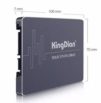 Hd Ssd Kingston 240gb A400 Sata 3 6gb/s 500mb/s Note Pc + Nf