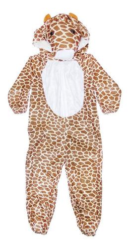 Disfraz Infantil De Jirafa Todos Los Talles