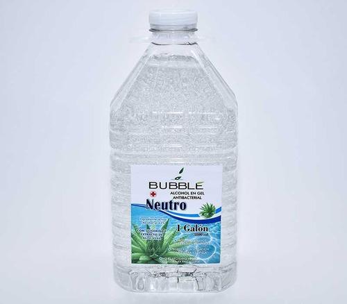 Gel Alcohol Antibacterial Neutro Sin Triclosán X 3800ml