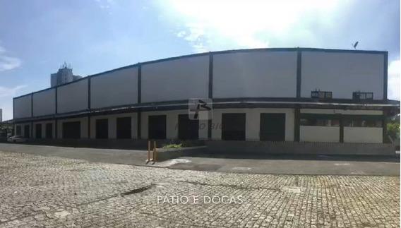 Galpao Industrial - Demarchi - Ref: 6276 - V-6276