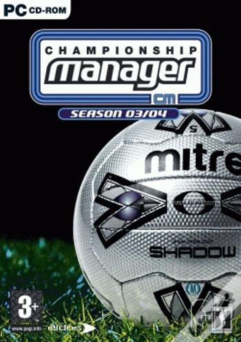 Championship Manager 03/04 Atualizado 2019