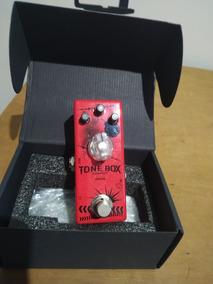 Pedal Overtone Booster Tone Box
