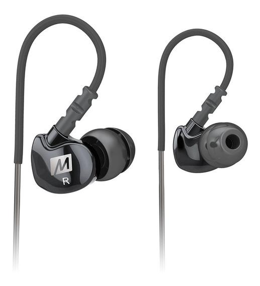 Fone In Ear Mee Audio M6 Sport Preto Oferta + Nf!