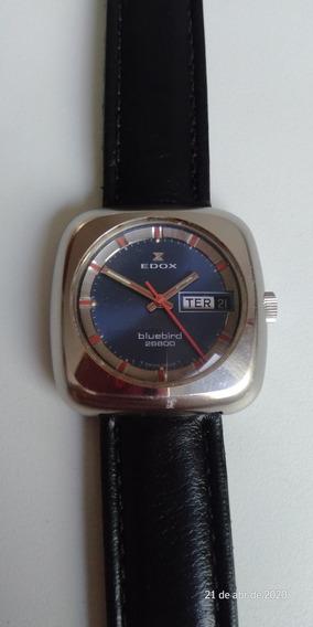 Relógio Edox Bluebird Automático