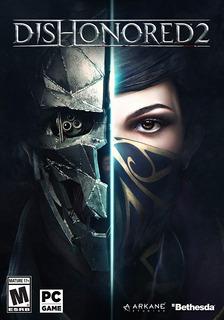 Dishonored 2 Pc Español // Entrega Inmediata