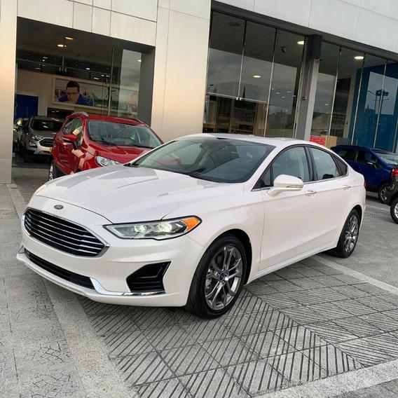 Nuevo Ford Fusion Se Hibrido