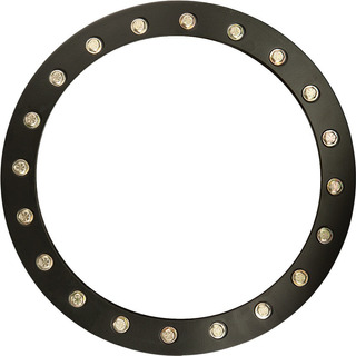 Rin Raceline Beadlock Ring 15 In Black
