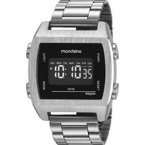 Relógio Mondaine Masculino Original Garantia 99395g0mvne3