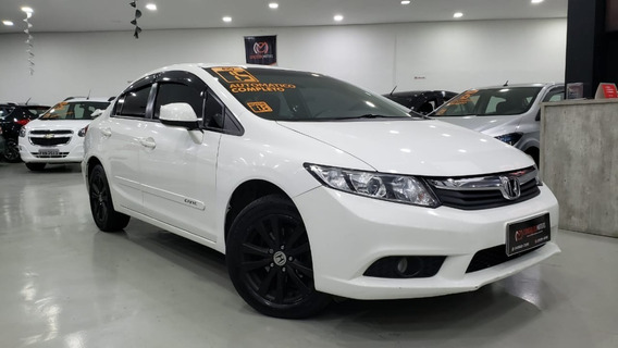 New Civic Lxs 1.8 Aut. Completo 2015