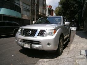 Nissan Pathfinder Luxury 4x4 At Blindaje Nivel Lll Plus