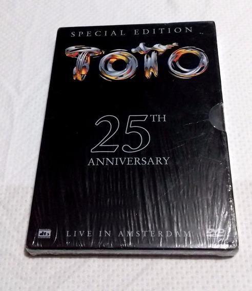 Toto Edicion Especial 25 Aniversario Live In Amsterdam