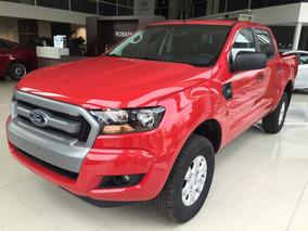 Nueva Ford Ranger C/doble 2.5 Nafta 4x2 $391000 Sm