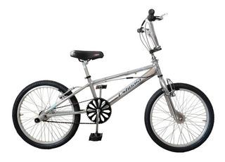 Bicicleta Freestyle - Bmx - Cromada - Rodado 20 Ushuaia
