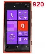 Teléfonos Celular Nokia Lumia 920 Impecables Claro!!!!