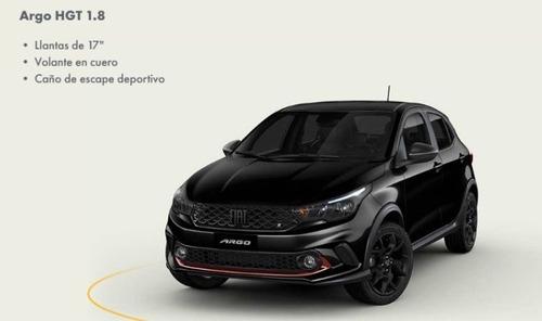 Fiat Argo 1.8 Hgt 16v. Oferta  2021 En Stock Para Entrega