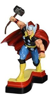 Figuras En Resina Vengadores - Thor En Letra Base S