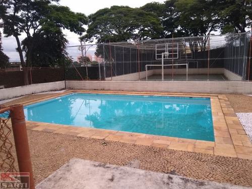 Imagem 1 de 8 de Apartamento Vila Nova Cachoeirinha - 02 Dormitórios  - St14756