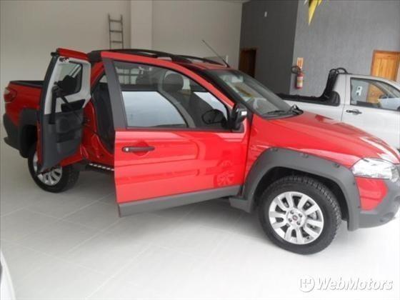 Fiat Strada Adventure 1.6 0km Anticipo $60.000 O Usado M-